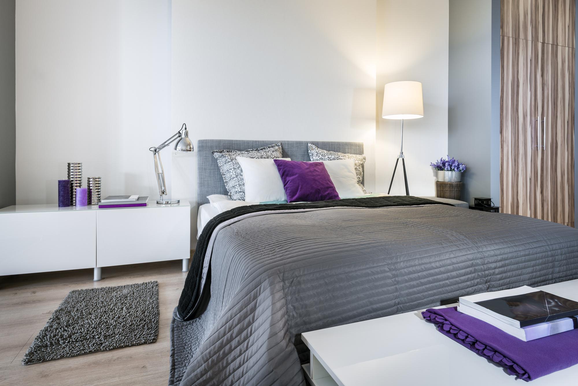 interior designers, custom bedding