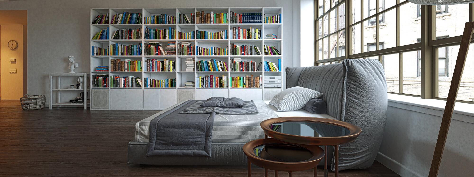 bedroom makeover, interior design